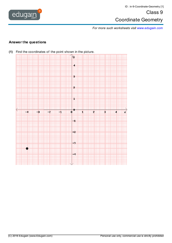 Coordinate-Geometry